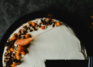 Betty Crocker Carrot Cake